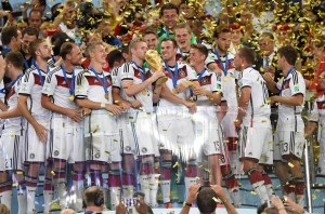 Soccer: World Cup-Argentina vs Germany